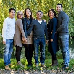 Iris Zaagman - Familieshoot